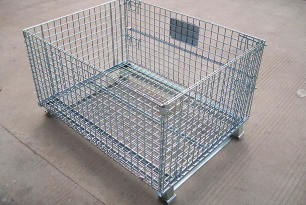 Wire Mesh Storage Cage: